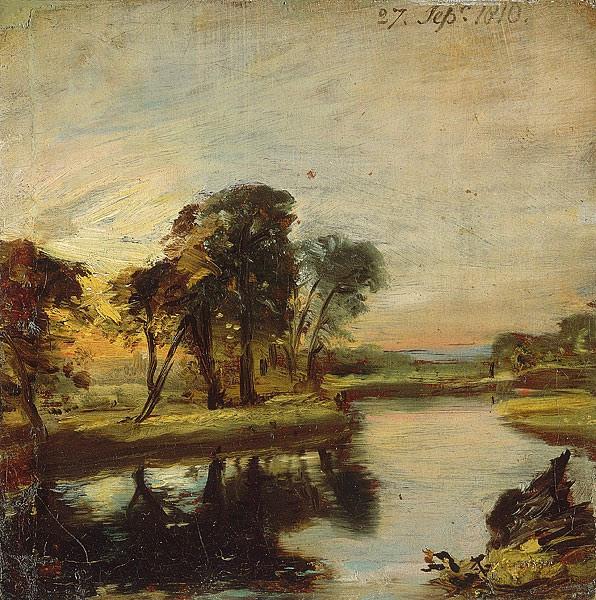 John Constable, The Stour