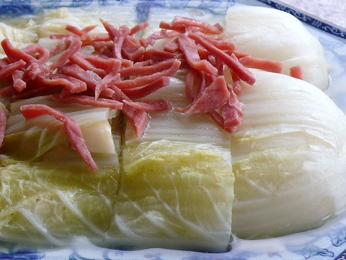 A Daily Obsession Steamed Whole Chinese Cabbage