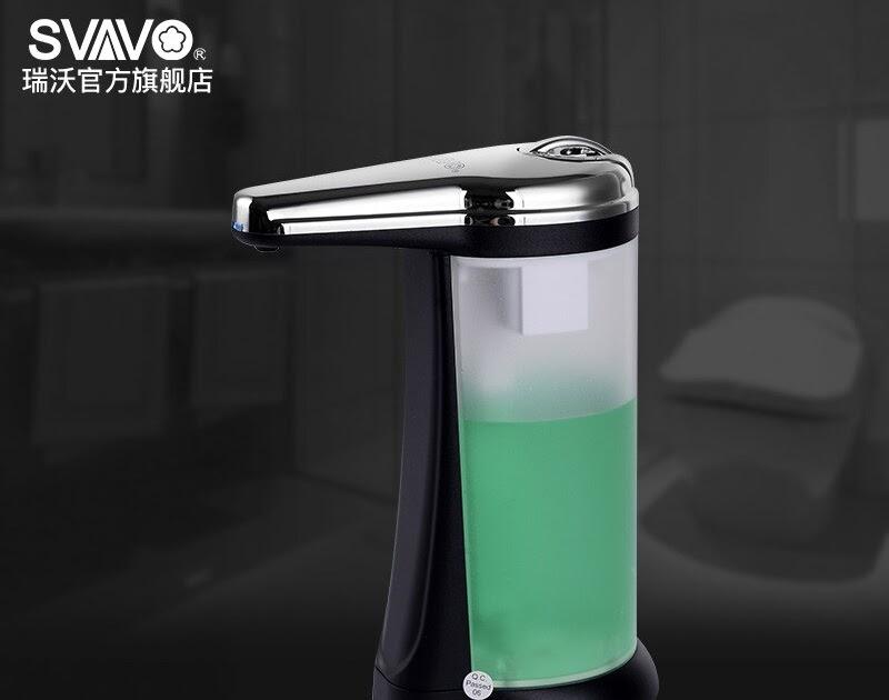 Beste koop x 5587 keuken tafel met wasmiddel zeepdispenser wc thuis
