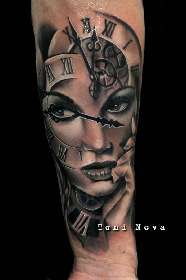 El Paso Del Tiempo Tatuajes Online
