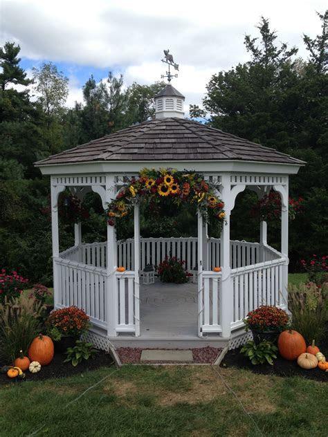 1000  ideas about Gazebo Wedding Decorations on Pinterest