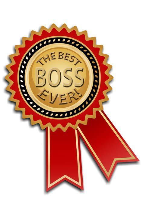 Best Boss Medal   Boss Day Card (Free)   Greetings Island