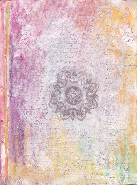 art journal - oct 2010