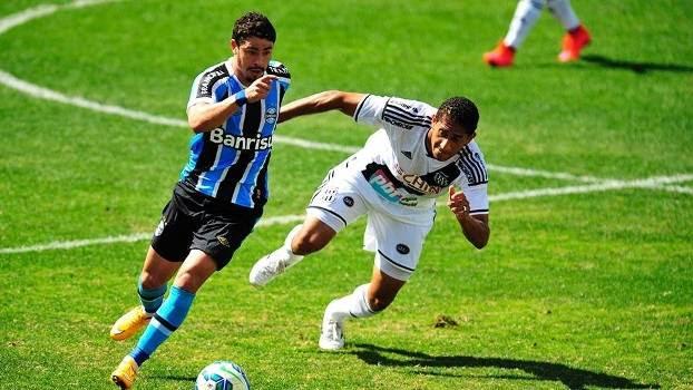 Grêmio e Ponte Preta não saíram do 0 a 0