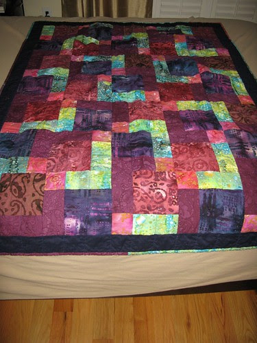 quilt for my aunt