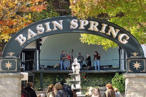Basin Spring