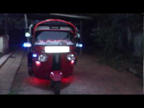 Sri Lanka Threewheel Modified Versionbajaj 4stroke Mp4