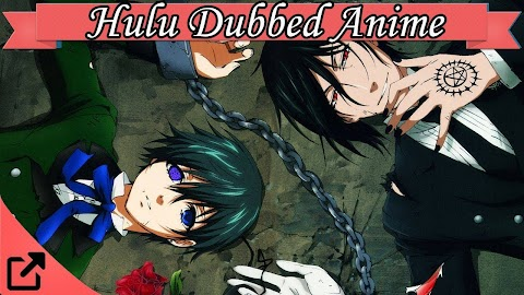 Best Dubbed Anime On Hulu