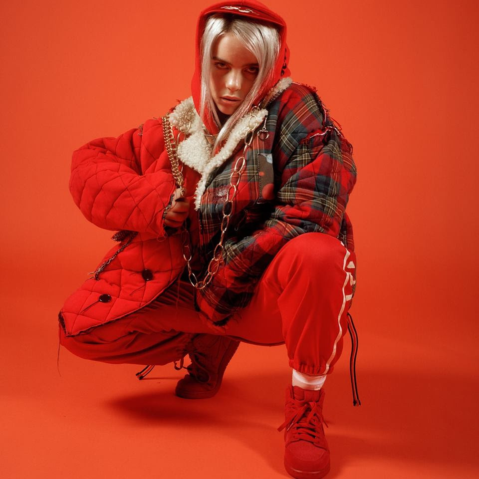 Billie Eilish surprises us with a chill RB new track Bitches Broken Heart  HighClouds