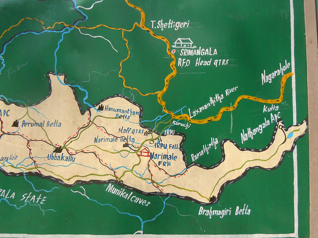 Brahmagiri_Trek_RouteMap