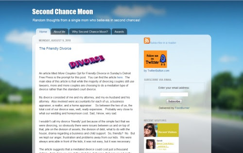 Second Chance Moon