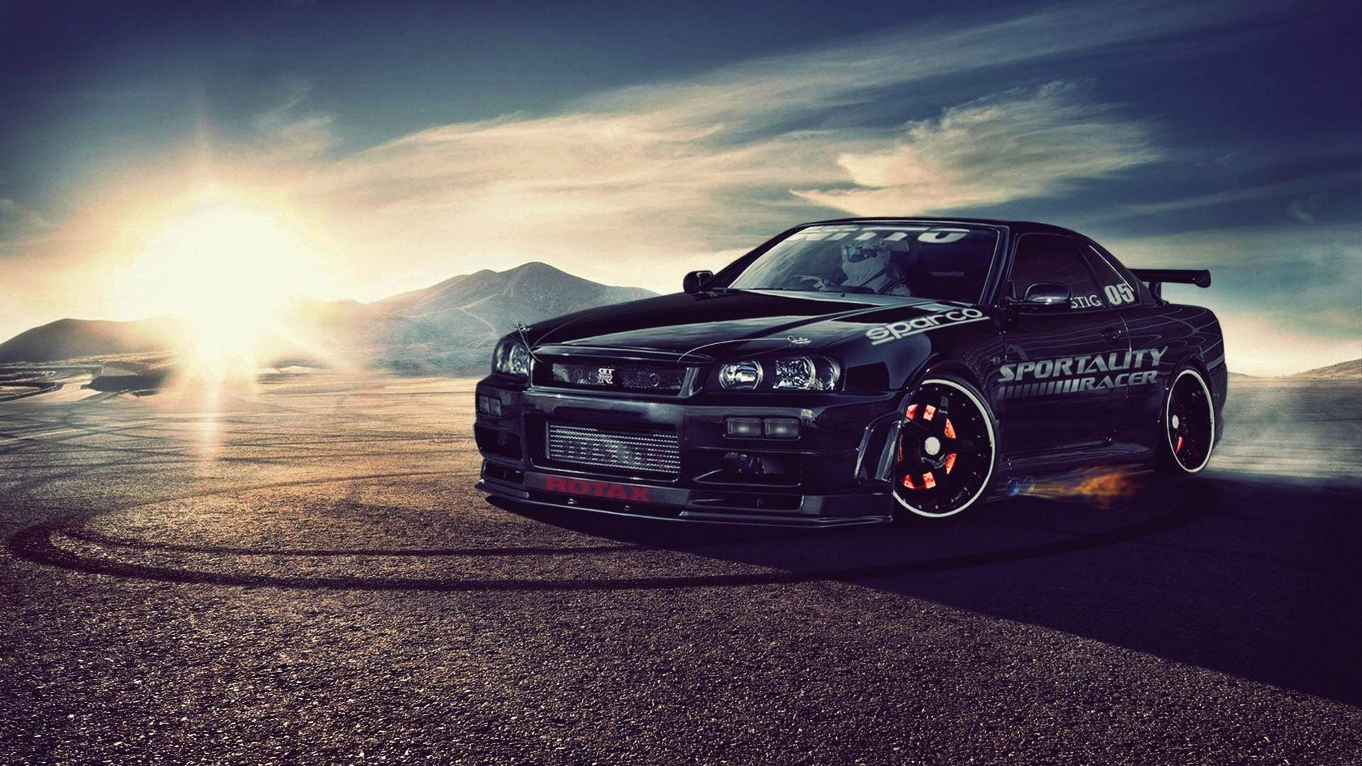 Nissan Skyline Gtr Wallpapers High Resolution Iphone Gtr Red