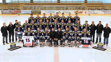 SC Herisau 2010-11, SC Herisau 2010-11