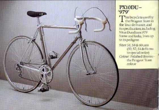 Peugeot PX10DU 1984 UK