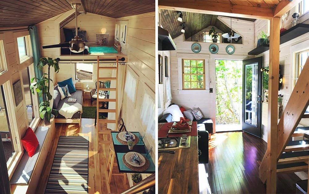 Tiny Homes Of Maine And The State S New Irc Codes Tiny House Blog