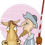 Don Quijote Santilana y RAE