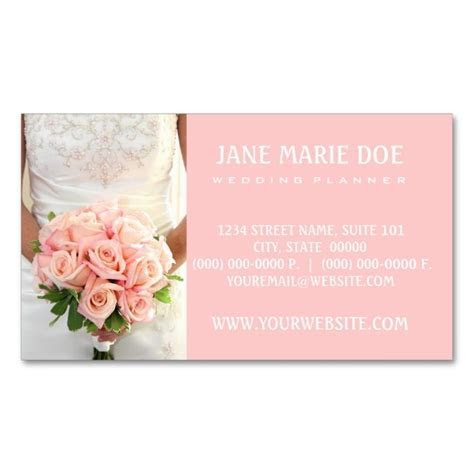 2207 best Wedding Business Card Templates images on