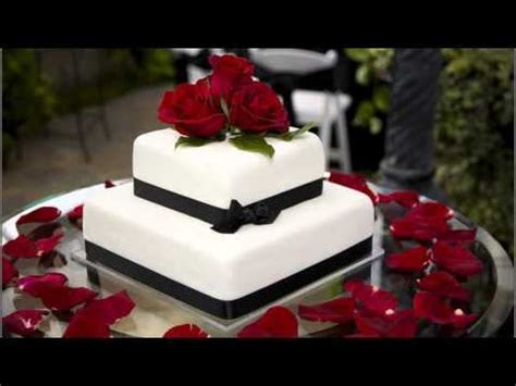 cheap wedding cakes   YouTube
