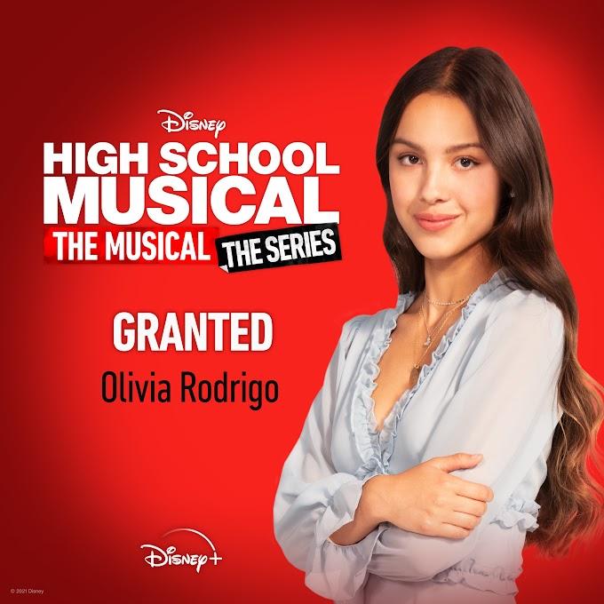 "Olivia Rodrigo - Granted (From ""High School Musical: The Musical: The Series"" Season 2) - Single [iTunes Plus AAC M4A]"