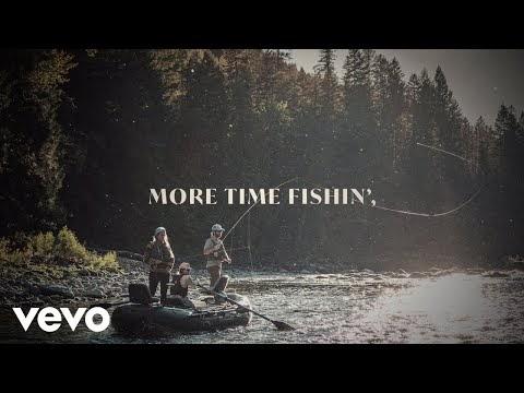 Thomas Rhett - More Time Fishin' Lyrics