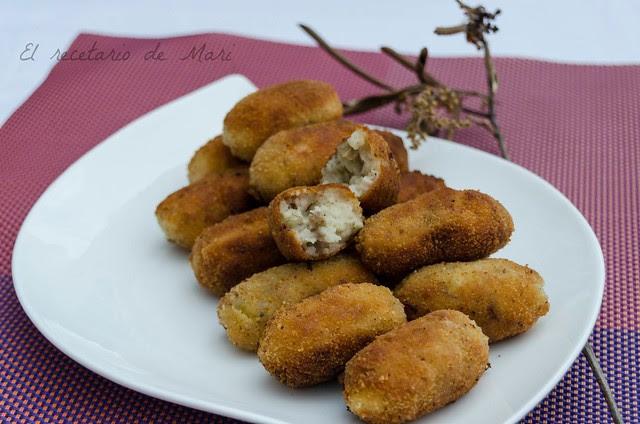 croquetas de jamón y champiñones (2)