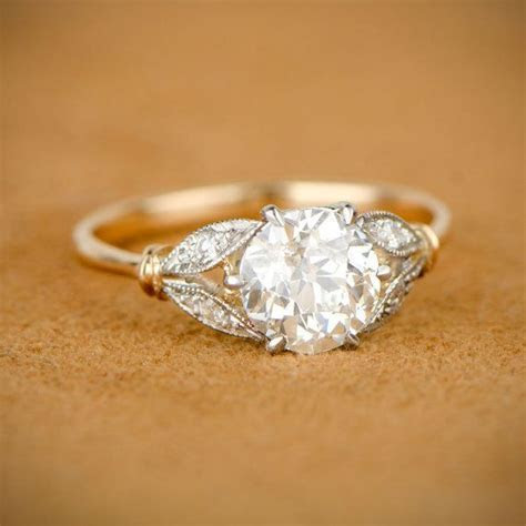 1000  ideas about Edwardian Engagement Rings on Pinterest
