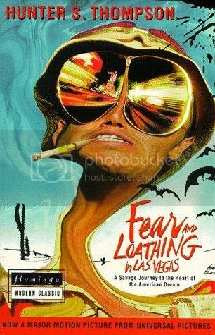 Fear and Loathing in Las Vegas by Hunter Thompson