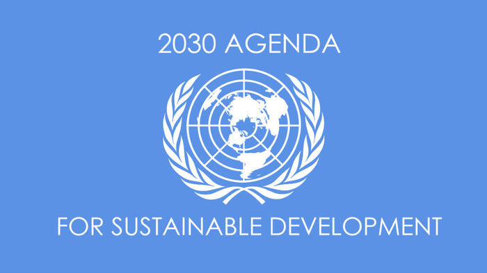 Goals of 2030 Agenda for Sustainable Development adopted by UNGA