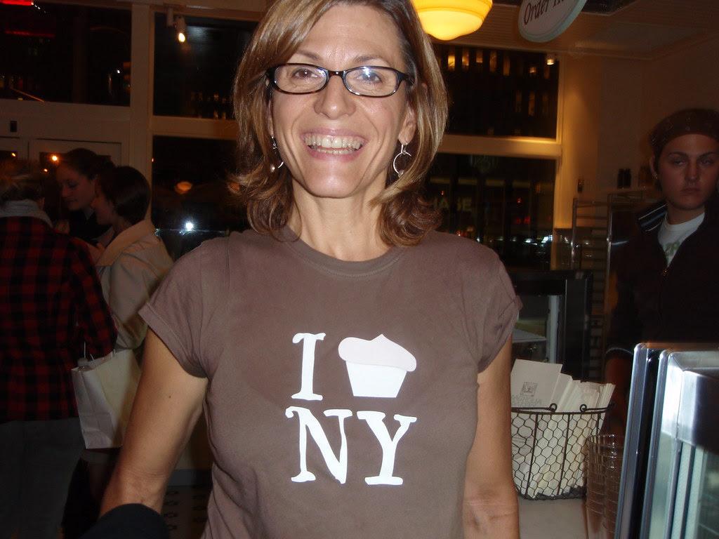 I Cupcake NY t-shirt from Magnolia Bakery