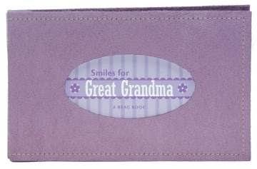Photo Album Smiles For Aunt Brag Book Picture Wallet Gg2072