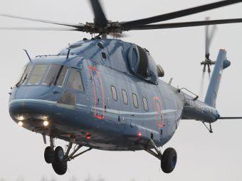 Ми-38 ОП-2. Фото с сайта rus-helicopters.ru