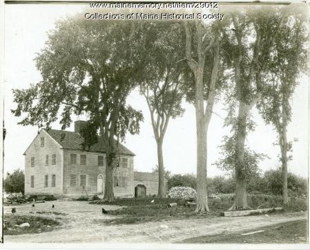 Leighton Tavern, Cumberland, ca. 1921