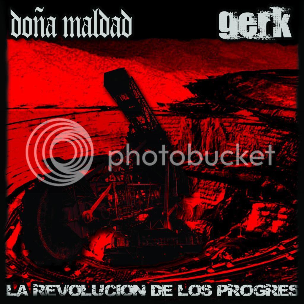 Discografia De Gerk (Crust Hardcore)[Actualizado marzo 2014]