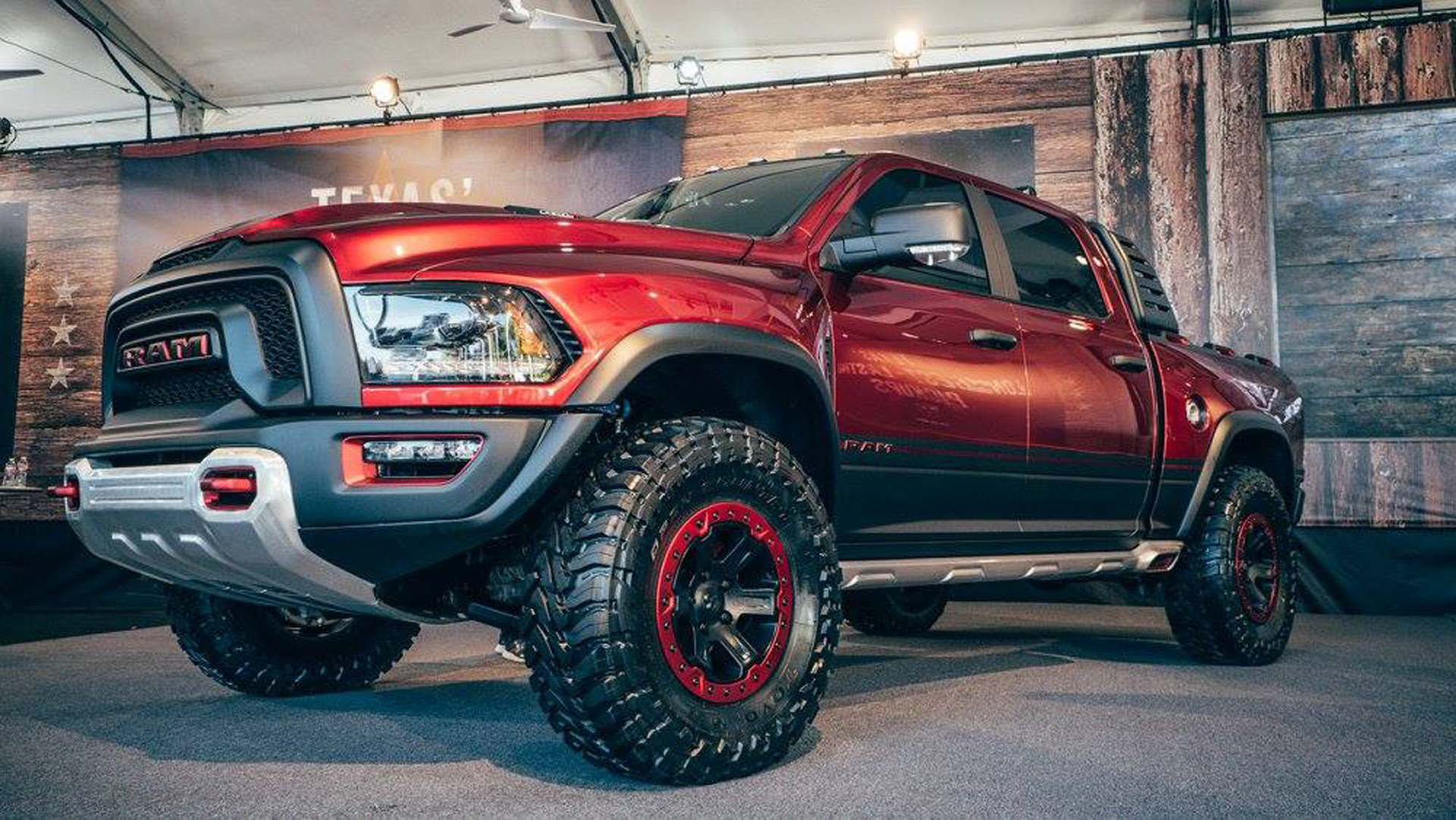 Ram unloads new details, video for Hellcat-powered Rebel TRX