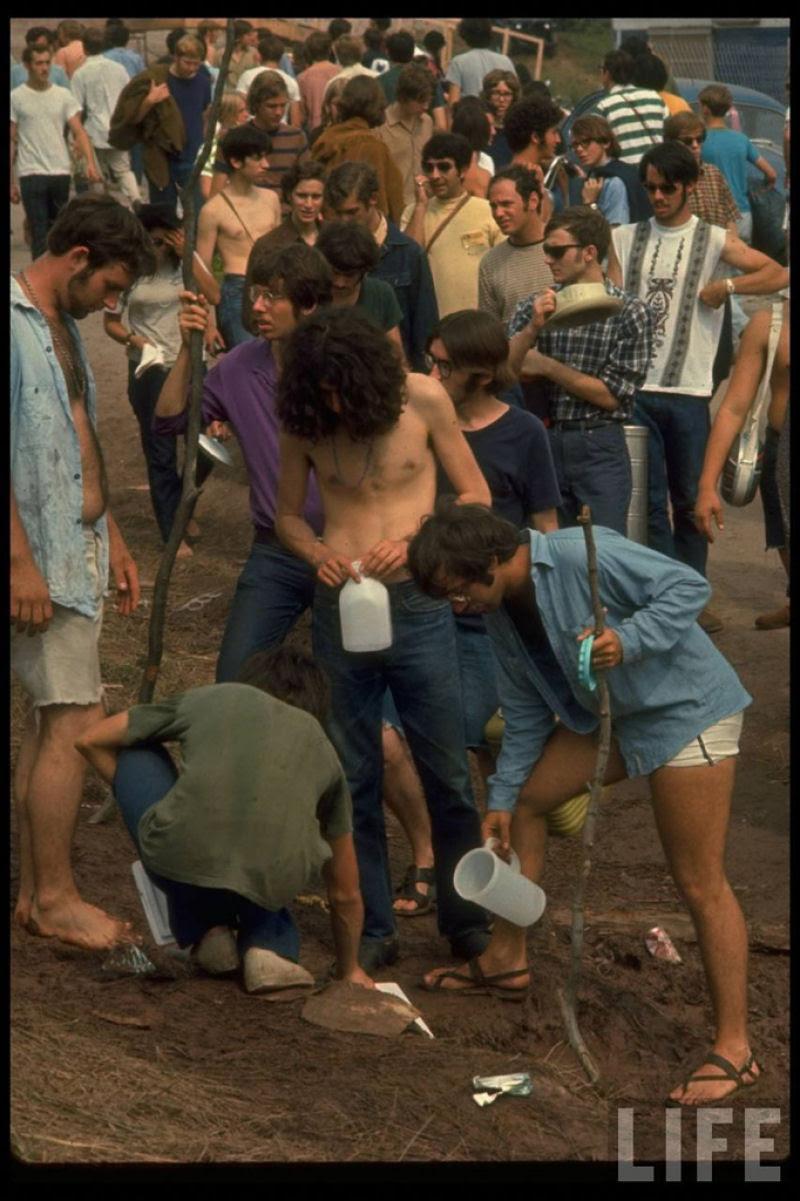 O festival de Woodstock em números e imagens 60