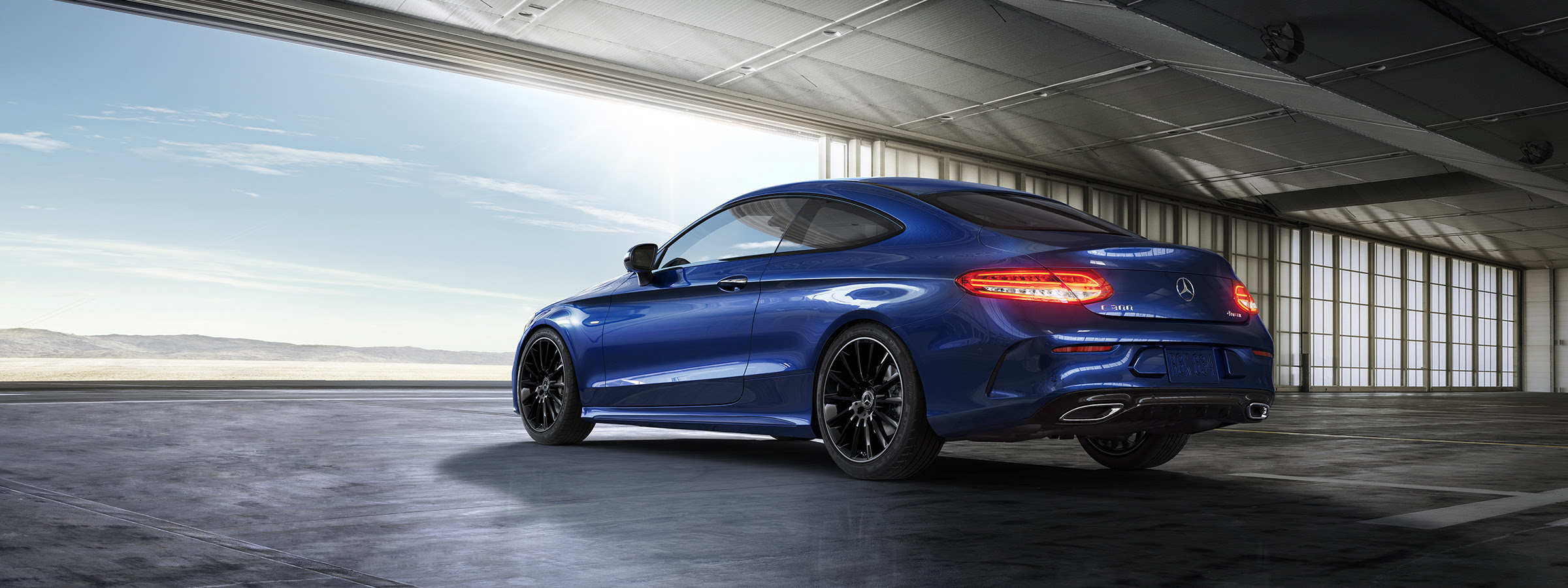 2018 C-Class Coupe | Mercedes-Benz