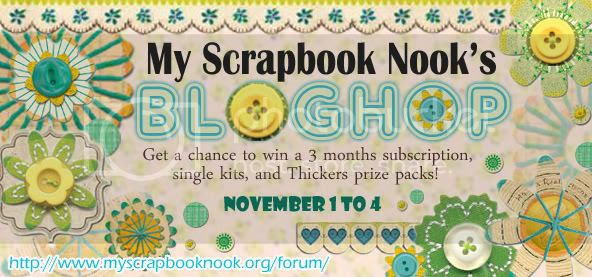 nook bloghop!