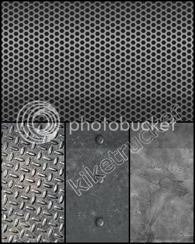 Texturas metálicas HD [Deposit Files]