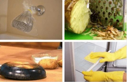 10 κόλπα καθαρισμού για να κάνετε τα παλιά αντικείμενα σαν καινούργια
