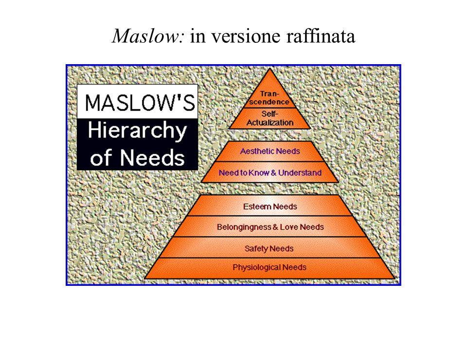Risultati immagini per maslow