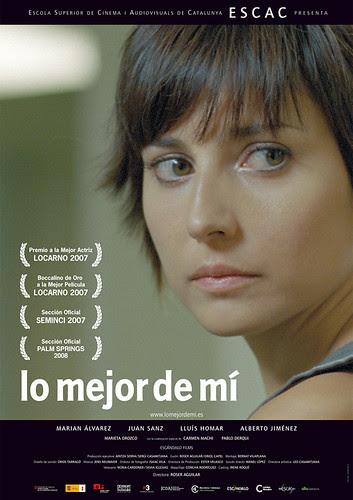 Lo mejor de mí (Roser Aguilar, 2.007)