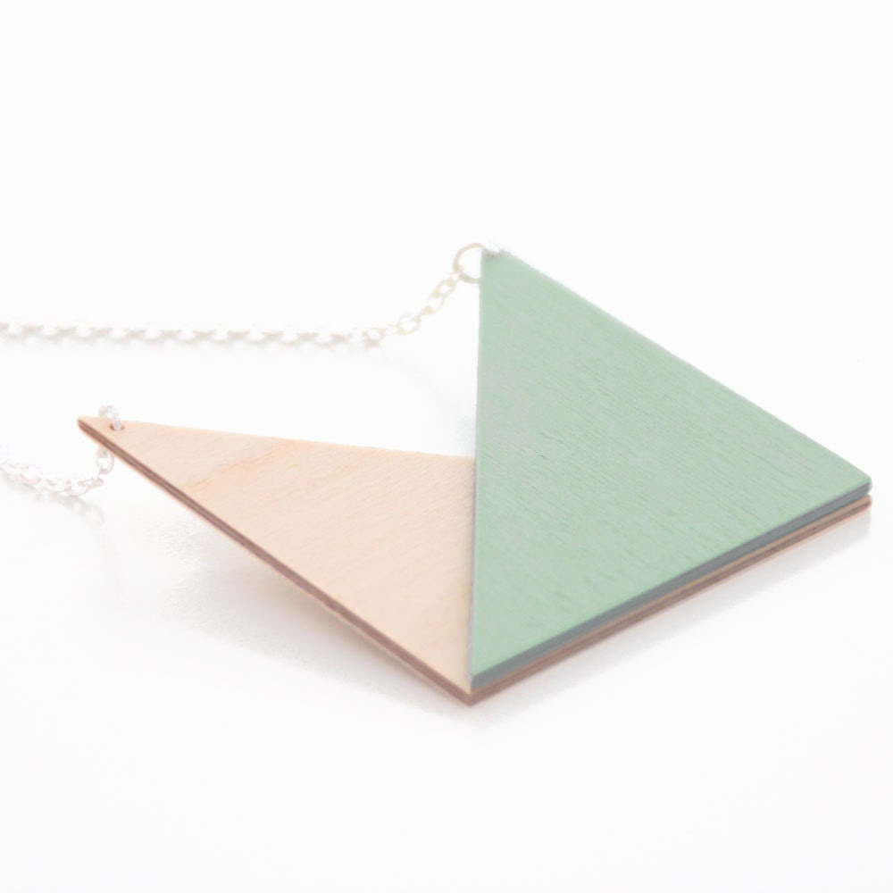 snug.geometric - triangle (3 colors) - snugstudio