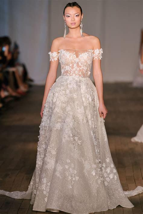 Berta Bridal & Wedding Dress Collection Spring 2019