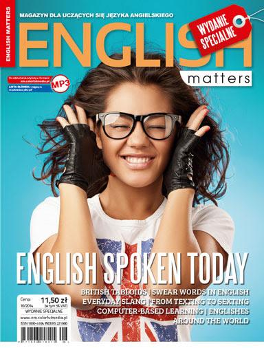 Wydanie specjalne: English Spoken Today