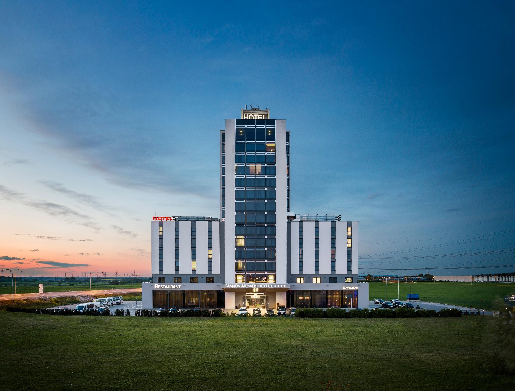 Discount Pannonia Tower Hotel