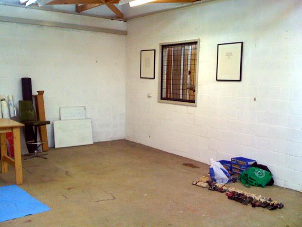 Studio Duck, top right corner