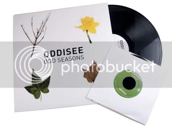 Odd Seasons Vinyl