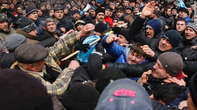Ukraina, Nga, Crưm