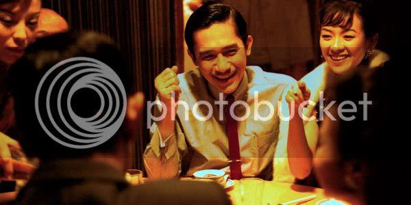 Tony Leung with Ziyi Zhang