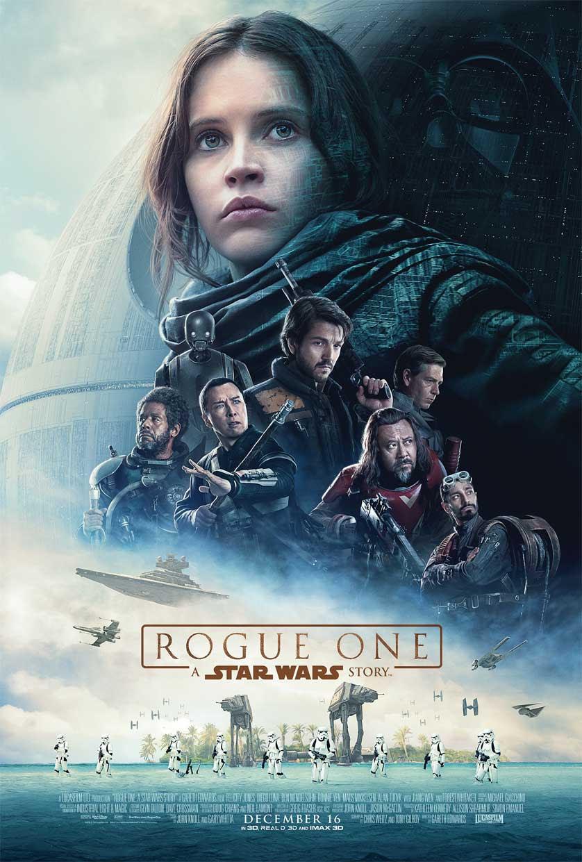 Star Wars ComLINKS: Favorite Rogue One Scene